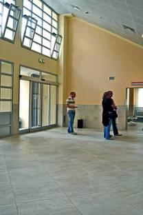 Emergency Ward - Ophthalmic Hospital (Rome)