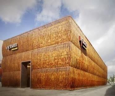 Bamboo Pavilion - Nachhaltige Architektur und Shanghai 2010