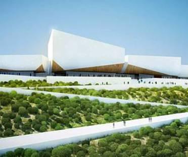 Larsen gewinnt den Architekturwettbewerb in Nigeria