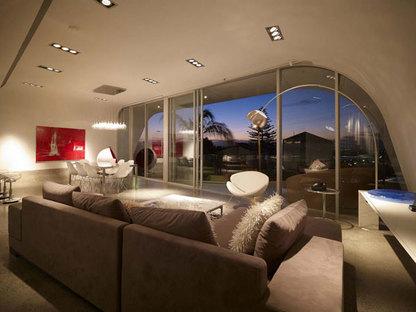 Moebius house