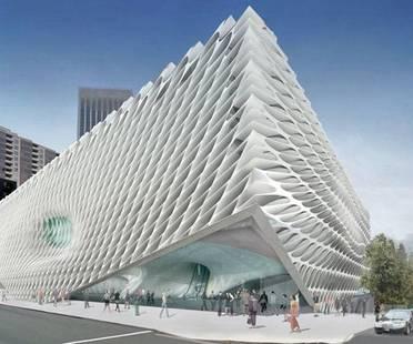 Neues Museum für Gegenwartskunst in Los Angeles