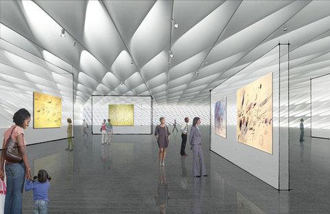Neues Museum für Gegenwartskunst in