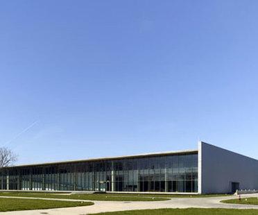 Emre Arolat Architectes, Textilfabrik in der Türkei