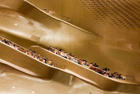 Zaha Hadid, Opera Guangzhou, China @ Iwan Baan