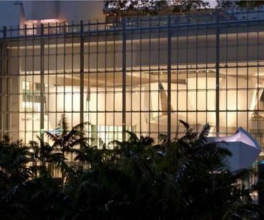 Einweihung des New World Centre von Frank Gehry