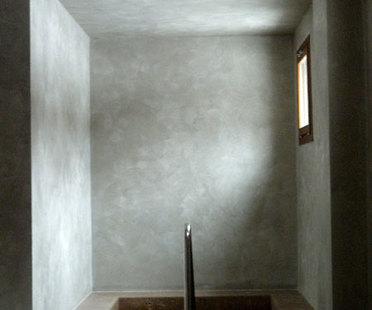 Agnese Mazzei Architetti, interior design in SPA