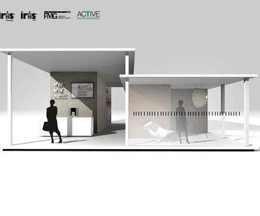 IRIS Ceramica, FMG und ACTIVE auf der Coverings 2011