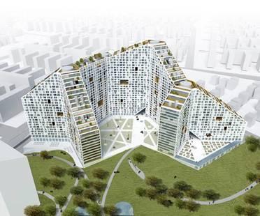 MVRDV beginnt den Bau der FUTURE TOWERS