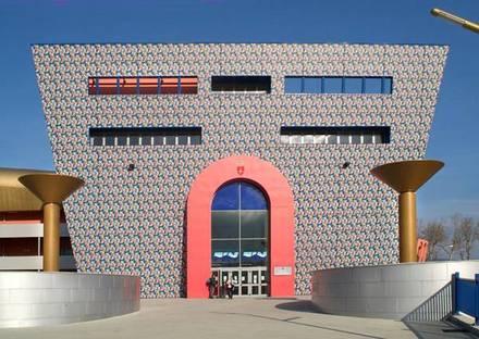 Schwimmzentrum: Schwimmzentrum – Trieste (Italien) 2000