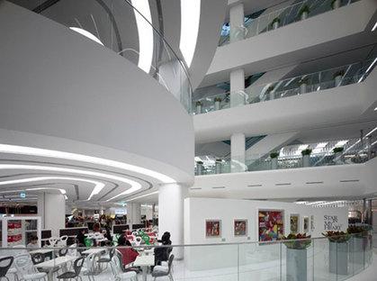 UNStudio vollendet die Galerie Centercity