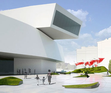Bekanntgabe der Gewinner des Young Architects Program