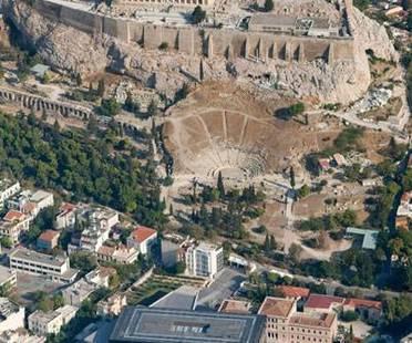 Bernard Tschumi, Akropolismuseum von Athen