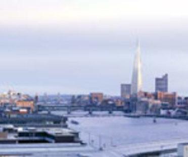 The London Bridge Tower von Renzo Piano
