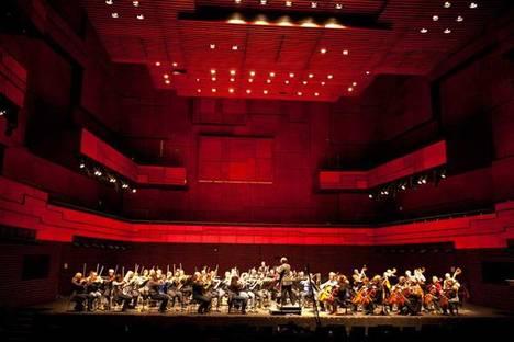 Henning Larsen Architects Harpa Floornature