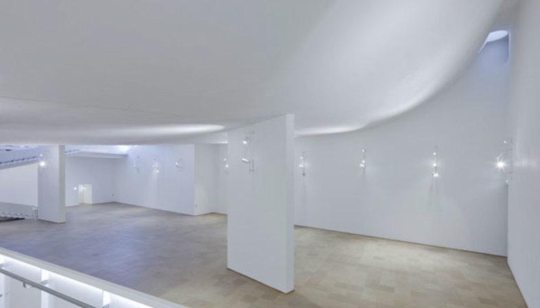 STEVEN HOLL, MUSEUM LA CITÉ DE L'OCÉAN ET DU SURF