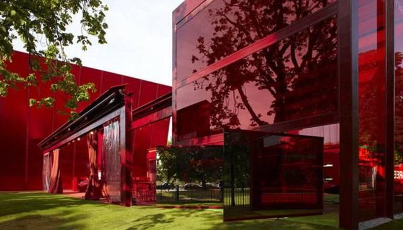 Die Pavillons der Serpentine Gallery