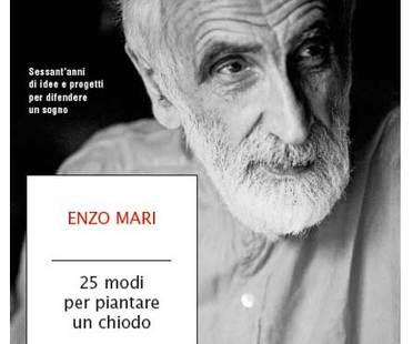 Enzo Mari, 25 Arten, einen Nagel einzuschlagen