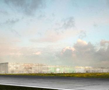 Parc des Expositions von Toulouse – der Gewinner ist OMA von Rem Koolhaas