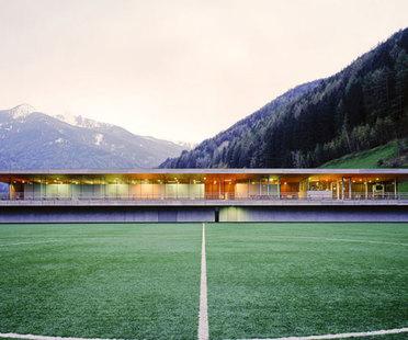 Sportanlage St. Martin von Helmut Stifter