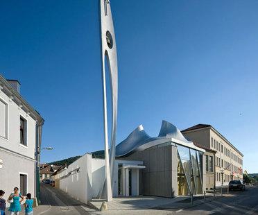 COOP HIMMELB(L)AU, Martin Luther Kirche Hainburg