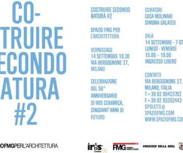 Event in Mailand, Costruire Secondo Natura #2