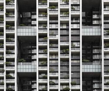 WOHA, Met Building, Bangkok