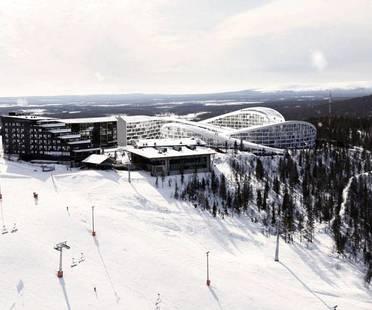BIG gewinnt einen Wettbewerb in Lappland