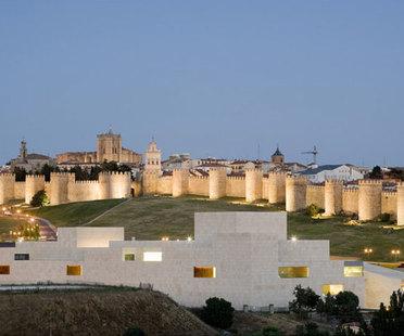 Ausstellung Francisco Mangado Architect
