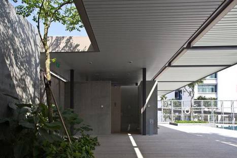 MKPL Architects, Pool By The Woods