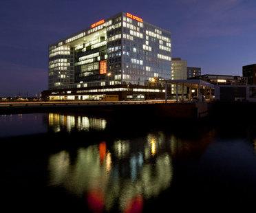 Henning Larsen Architects, Spiegel Haupthaus