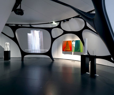 Zaha Hadid Architects, Mobile Art