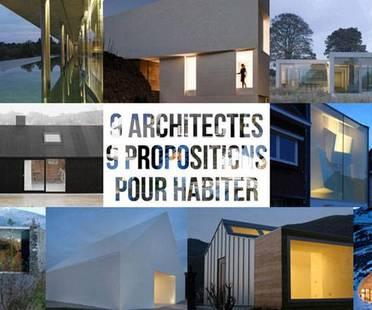 Ausstellung 9 Architectes / 9 propositions pour habiter