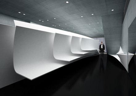 Zaha Hadid, Flagship store Neil Barrett