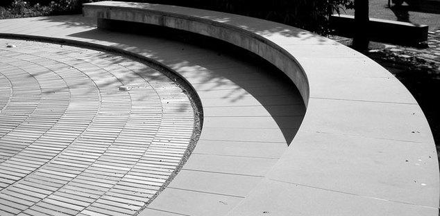 Architettura Matassoni, Garten und Büros Bigi