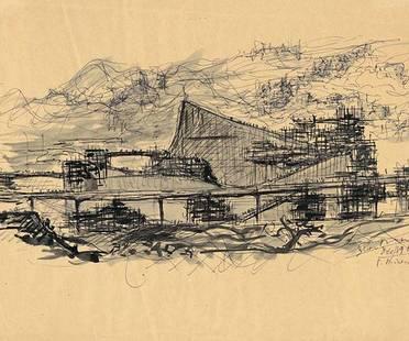 Ausstellung Giovanni Michelucci, Stadtelemente