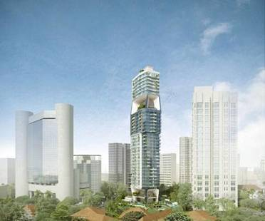 UNStudio The Scotts Tower Singapur