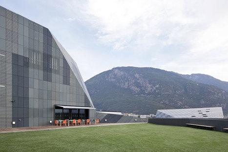 Cino Zucchi + Park Associati, Salewa Headquarters