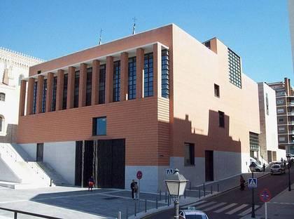 Ampliación del Museo del Prado, Madrid @Luis García