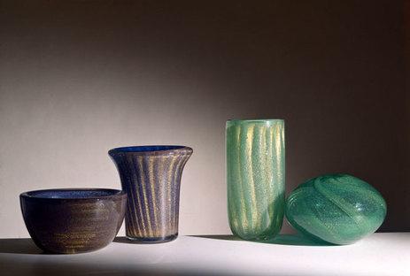 Ausstellung Carlo Scarpa. Venini 1932–1947