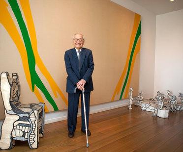 Auszeichnung für den Architekten Ieoh Ming Pei