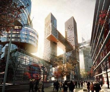 BIG, Cross # Towers, Seoul