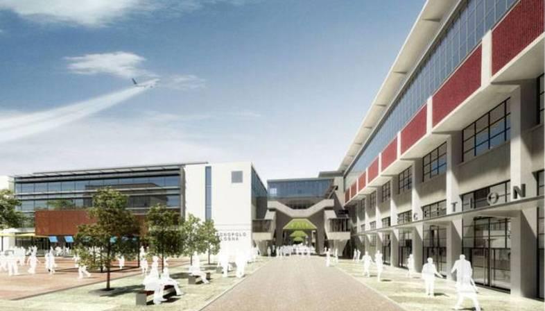 gmp Technologiezentrum Tecnopolo Bologna