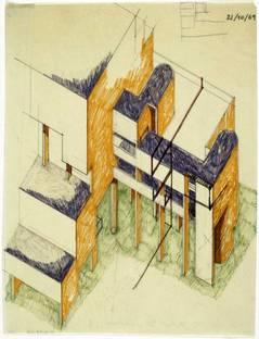 Ausstellung La Tendenza architectures italiennes 1965-1985