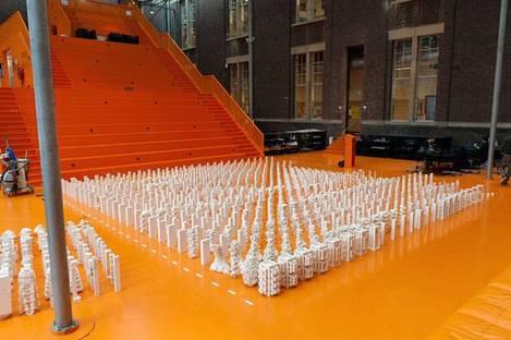 MVRDV und The Why Factory auf der 13. Biennale von Venedig