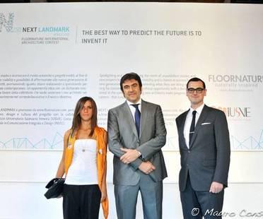 Die Gewinner von Next Landmark - internationaler Wettbewerb von Floornature<br />