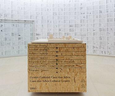 Ausstellung Eduardo Souto de Moura - Wettbewerbe 1979-2011