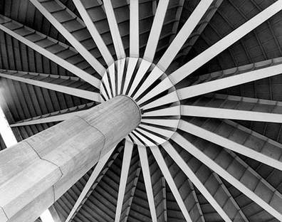 Ausstellung PIER LUIGI NERVI Architektur als Herausforderung