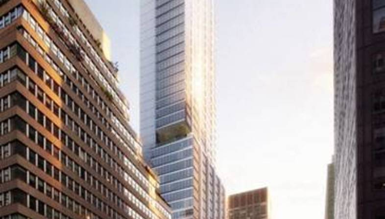 Foster + Partners, 425 Park Avenue, New York