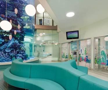 BLP & Bates Smart, Royal Children's Hospital, Melbourne