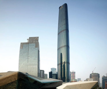 Wilkinson Eyre Architects, Guangzhou International Finance Centre